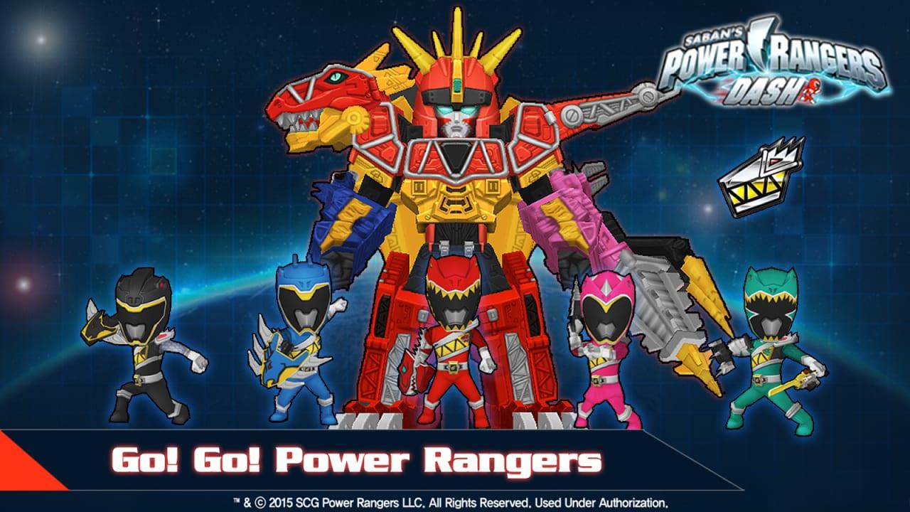 Power Rangers Dash è talmente trash che risulta adorabile! (foto e video)