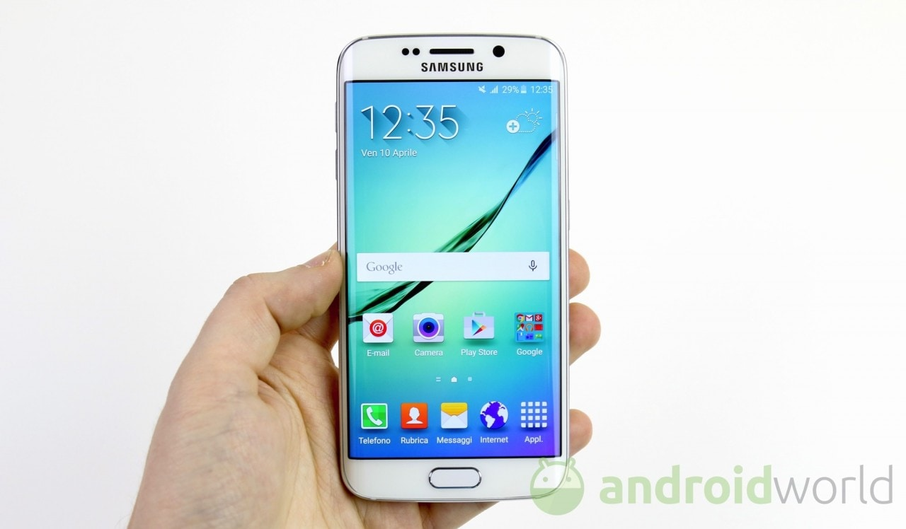 Samsung Galaxy S6 edge  - 10