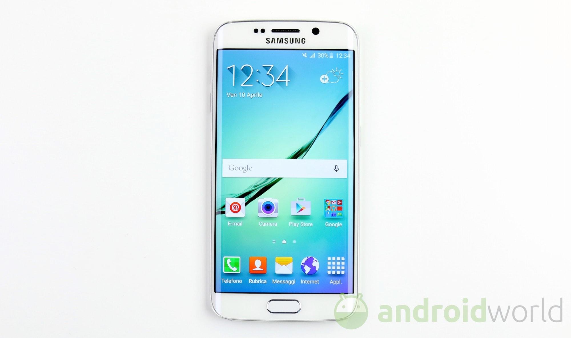 Samsung Galaxy S6 edge  – 2