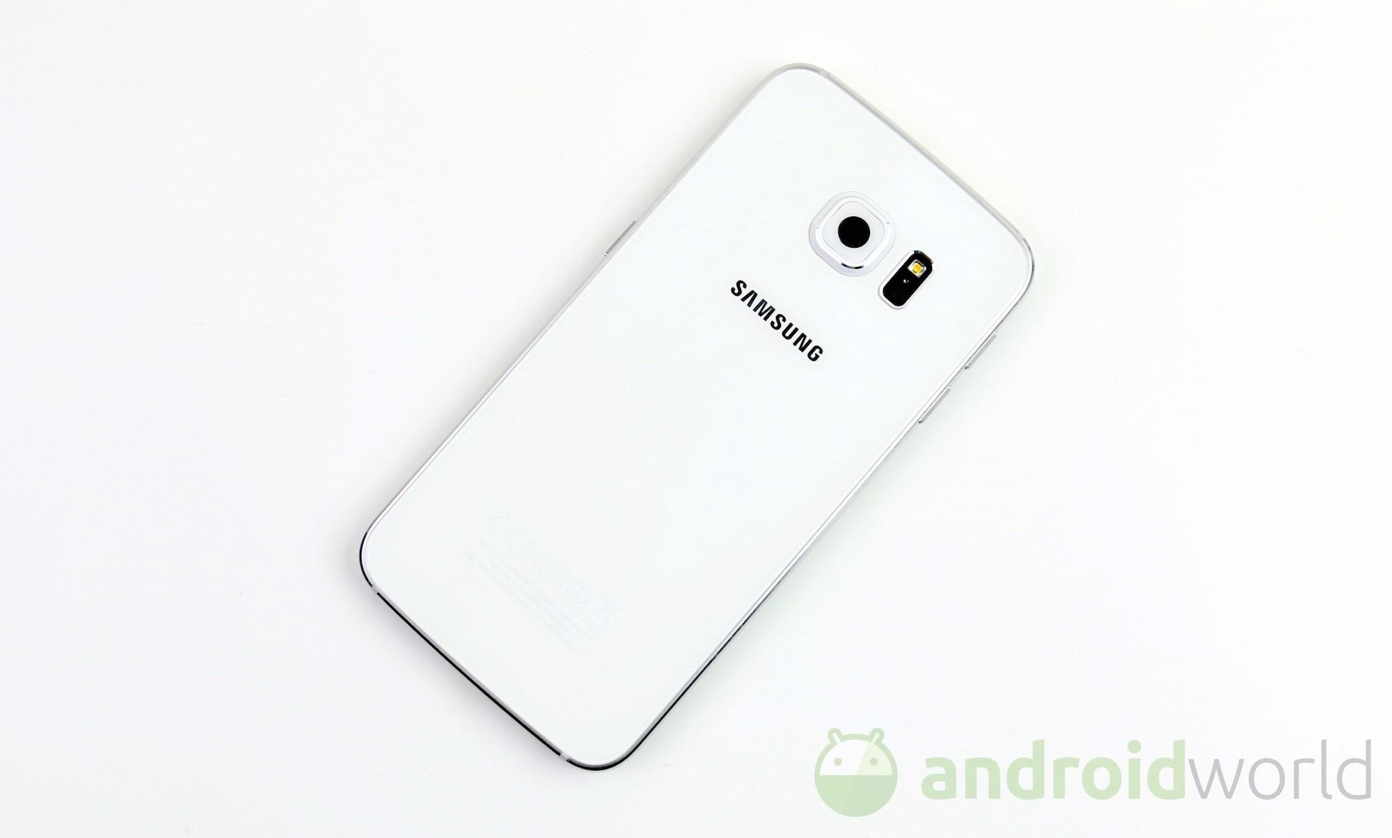Samsung Galaxy S6 edge  – 8