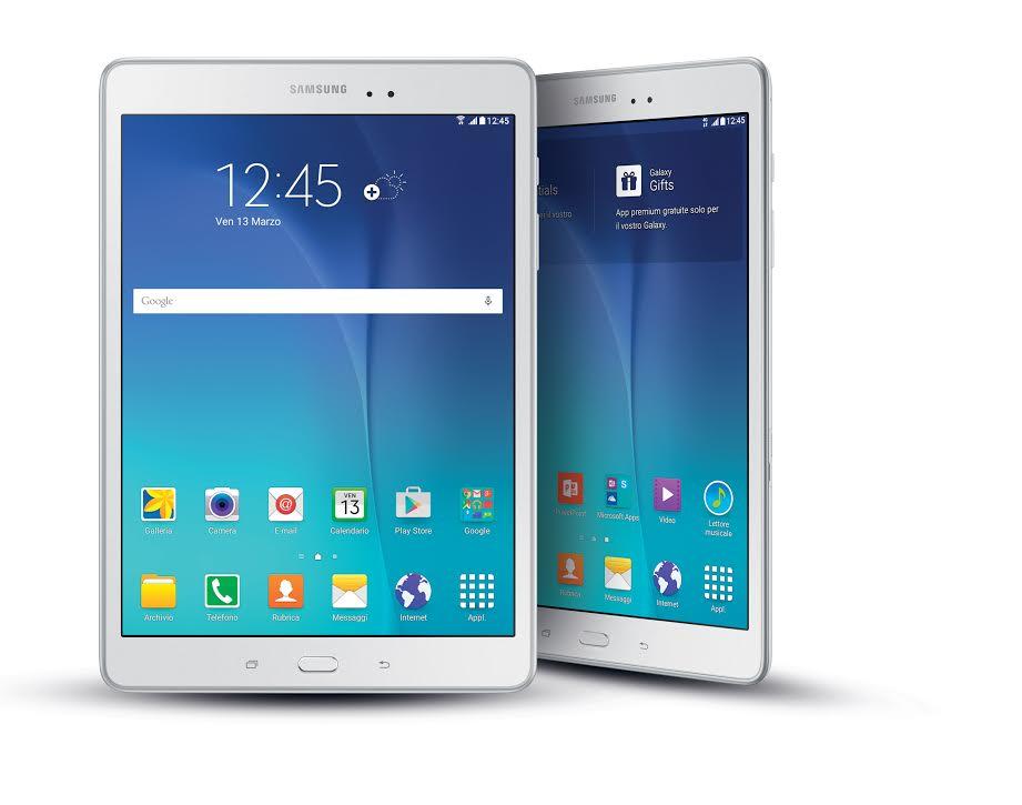 Samsung Galaxy Tab A con S Pen ufficiale anche in Italia