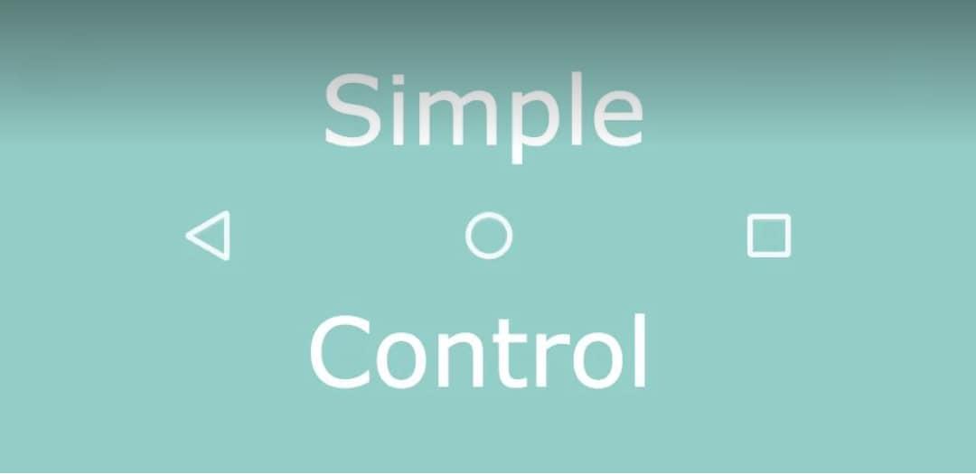 Come utilizzare i tasti a schermo su ogni dispositivo: Simple Control (foto)