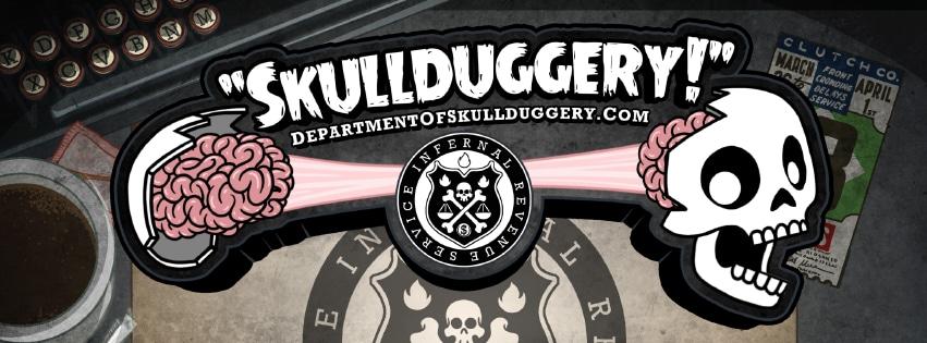 Le tasse si pagano anche da morti, parola di Skullduggery! (foto e video)