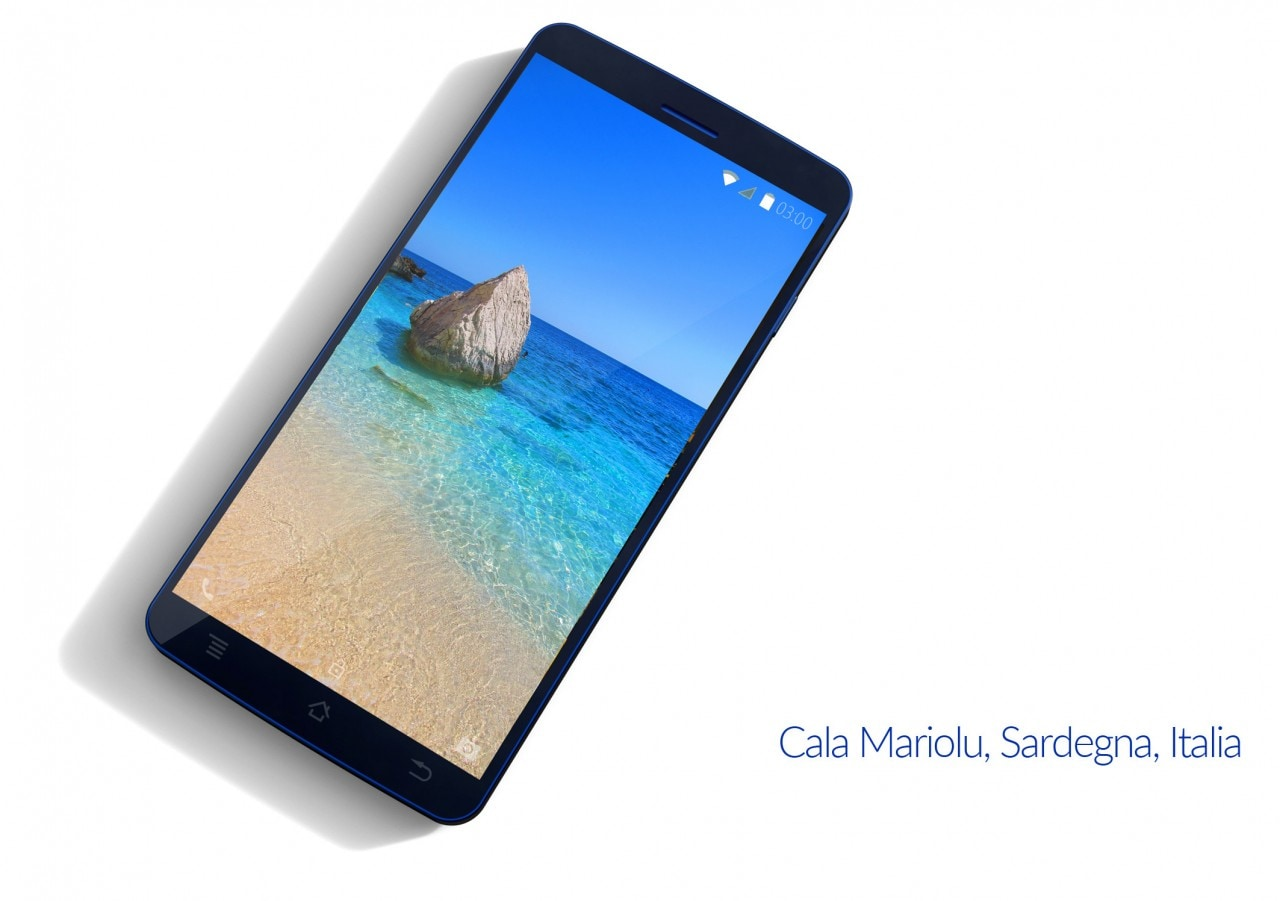 Prime immagini di Stonex ONE: lo smartphone italiano che promette un giusto prezzo (foto e video)