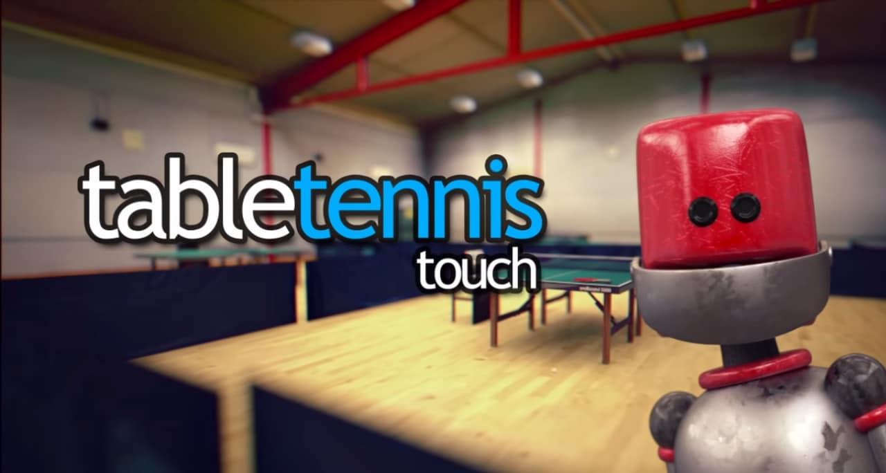 Table Tennis Touch è finalmente disponibile su Jelly Bean e KitKat