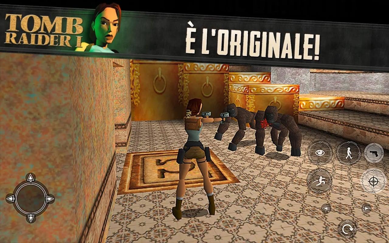 Square Enix rilascia TOMB RAIDER sul Play Store a soli 99 centesimi (foto)
