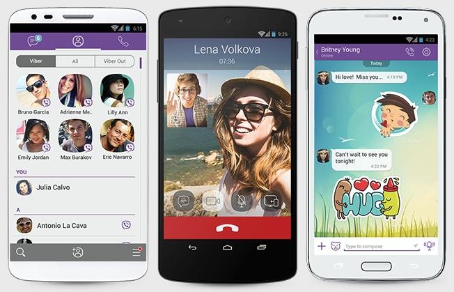 Viber vi lascia cancellare i messaggi già inviati, anche dal telefono degli altri