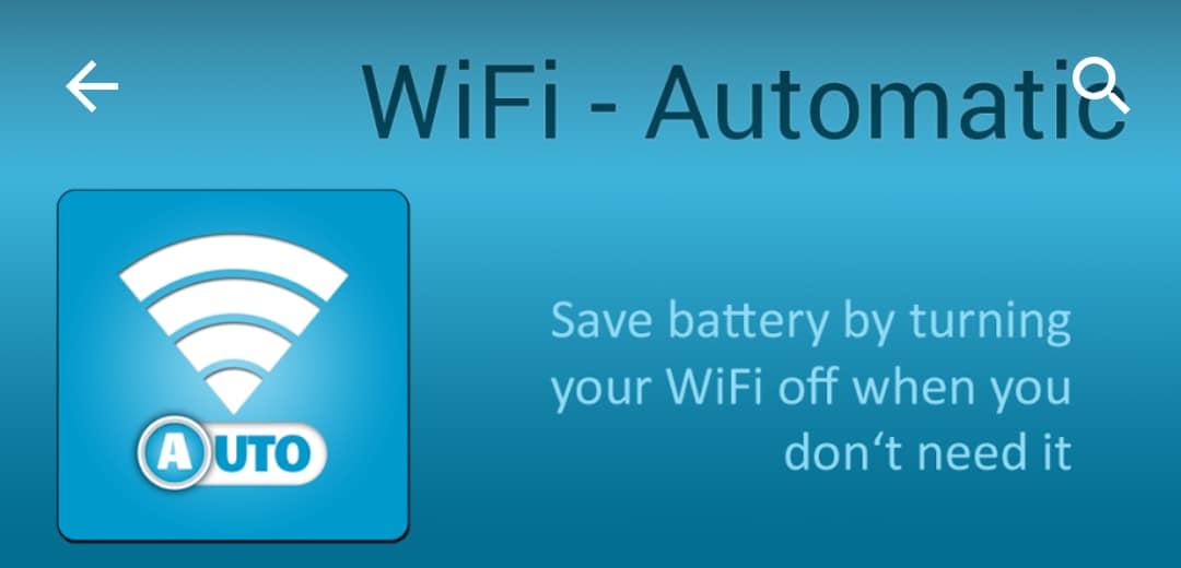 WiFi automatic head