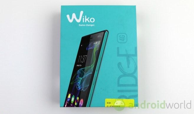 Wiko Ridge 4G 01