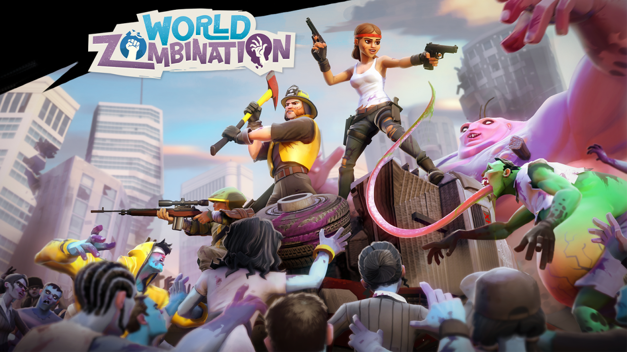 World Zombination Copertina