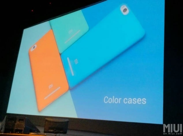 Xiaomi Mi4i - 5