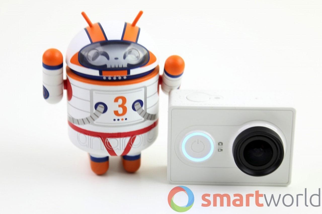 Xiaomi Yi Camera adesso ci vede anche al buio