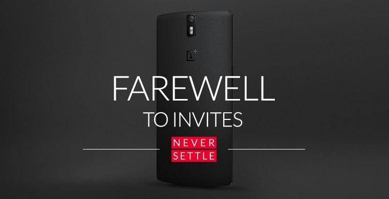 Addio inviti: OnePlus One disponibile liberamente all'acquisto per sempre