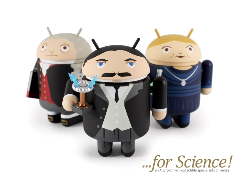 android scienza