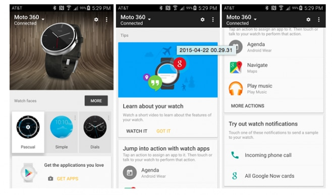 android wear app 1