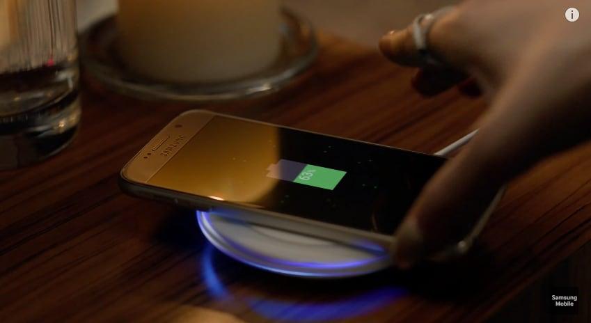L'evoluzione della serie Galaxy S e lo spot del caricabatterie wireless di Samsung (video)