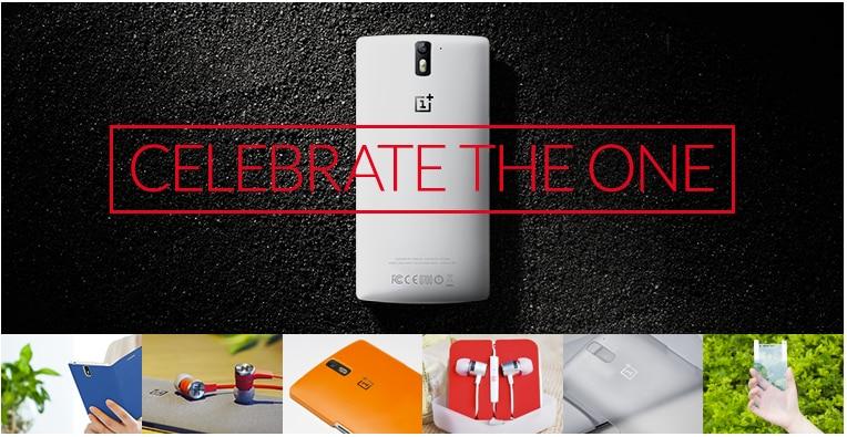 OnePlus One festeggia il compleanno con sconto di 1$ e contest (video)
