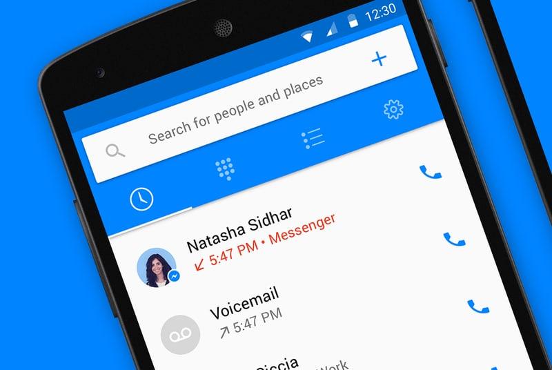 Facebook rinnova Hello Dialer (download apk)