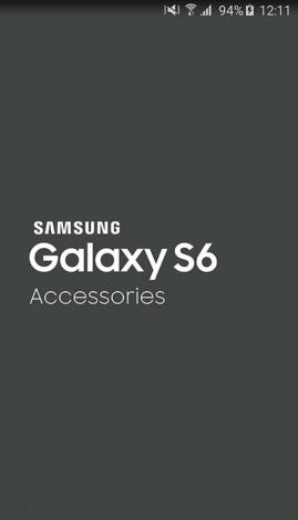 galaxy s6 accessori app 1