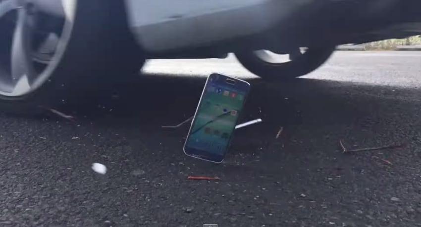 galaxy s6 edge ed iphone 6 asfaltati