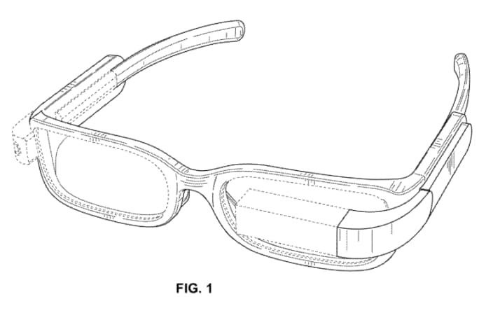 google glass 2.0 brevetto