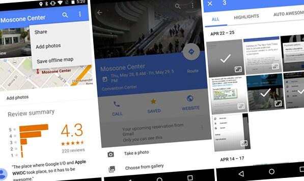 Google Maps 9.8 permette di caricare più foto alla volta di un punto d'interesse (foto e download apk)