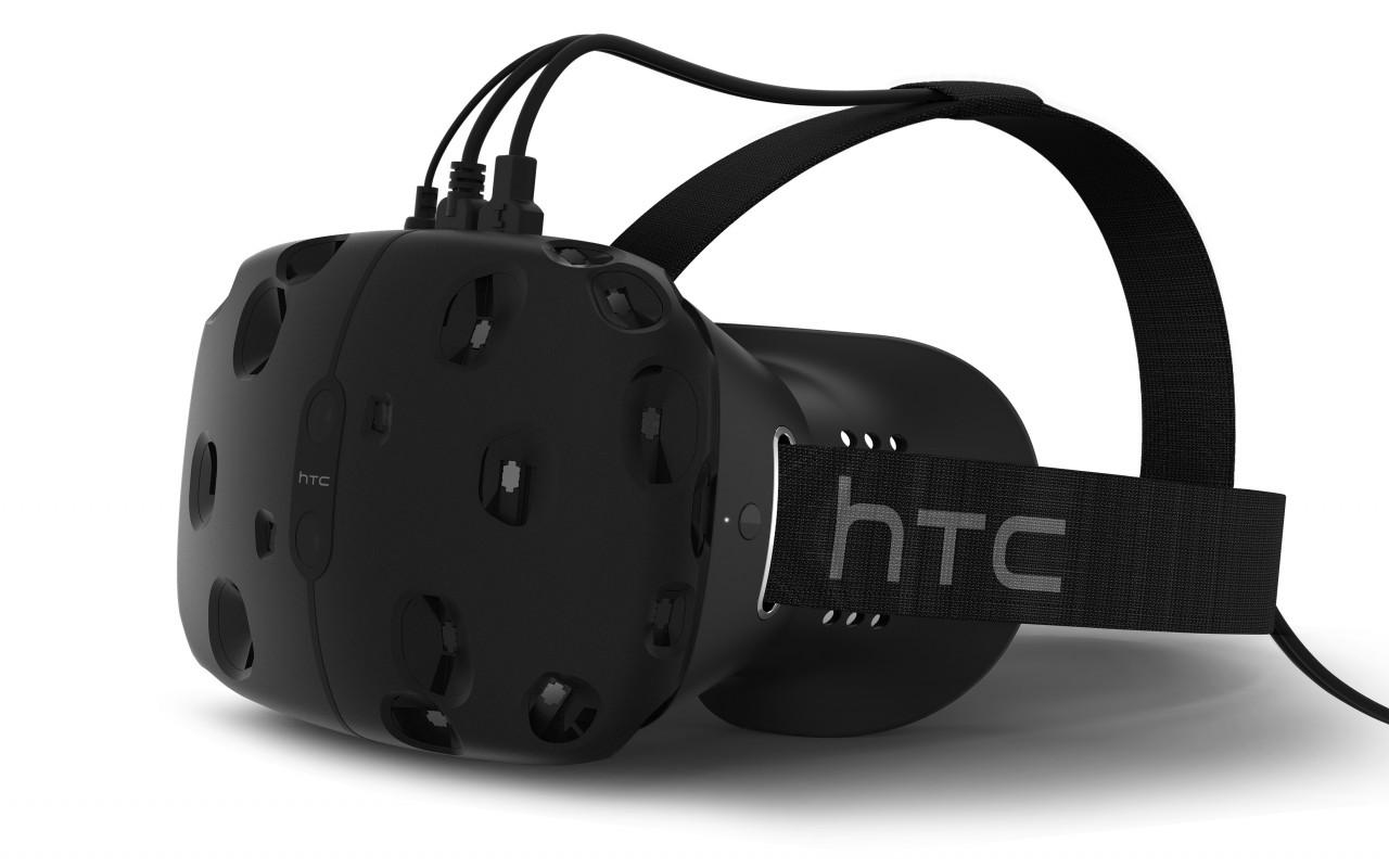 HTC Vive sarà disponibile già quest'anno ma in quantità limitata