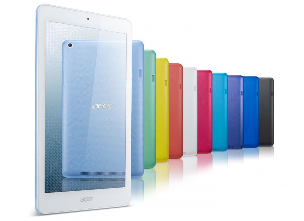 Acer Iconia One 8: un economico tablet con Lollipop