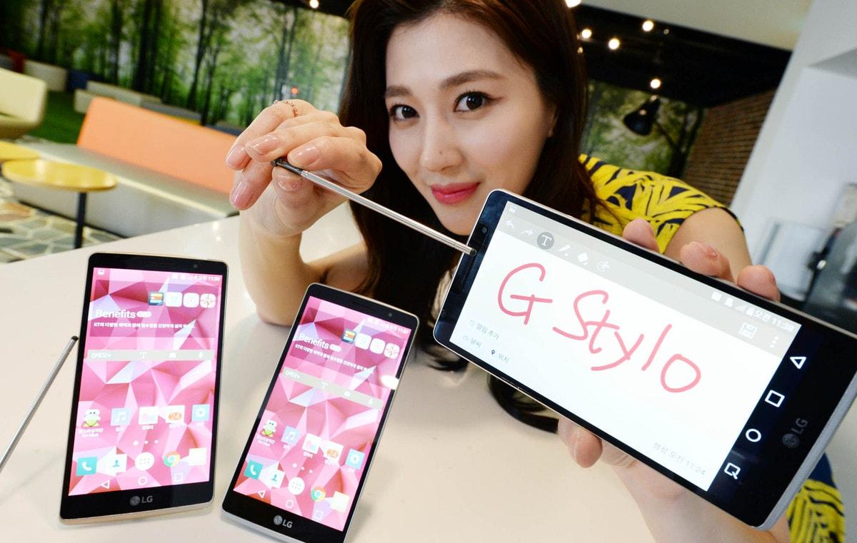"""LG G Stylo ufficiale: 5,7"""", con pennino ed economico"""