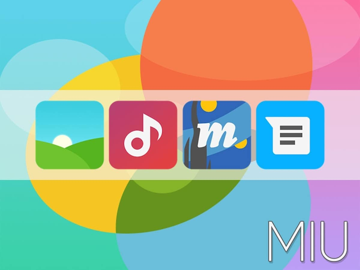MIU, l'icon pack ispirato dalla MIUI