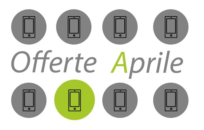 Smartphone Android: le migliori offerte di aprile 2015