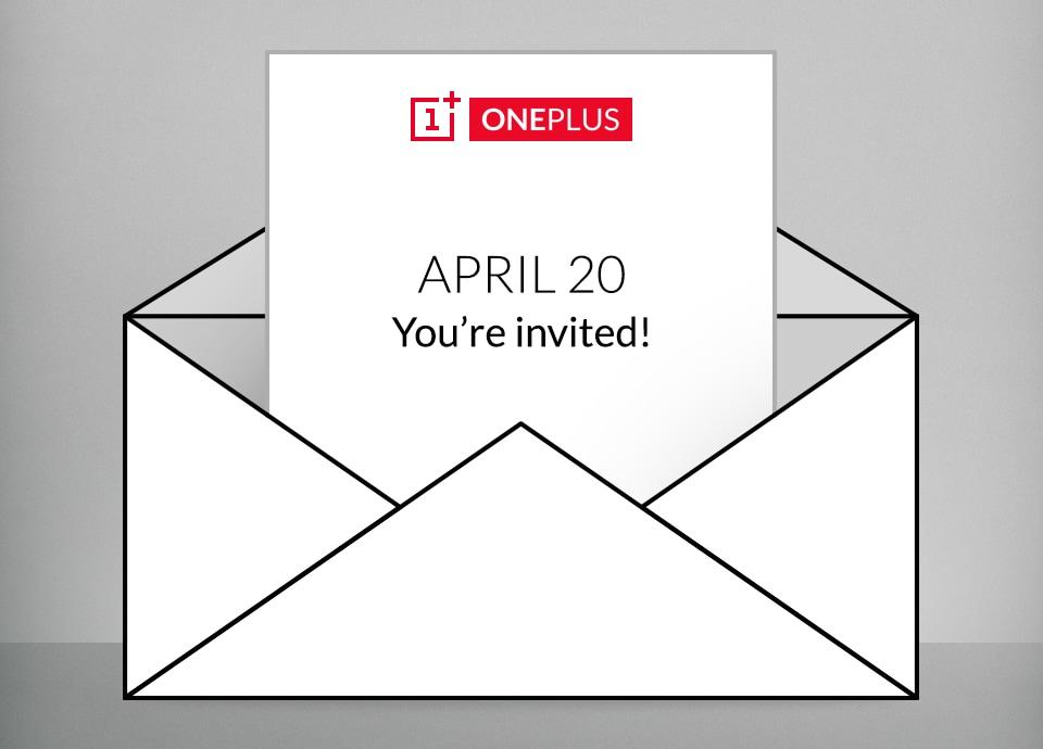 Cosa annuncerà OnePlus il 20 aprile?