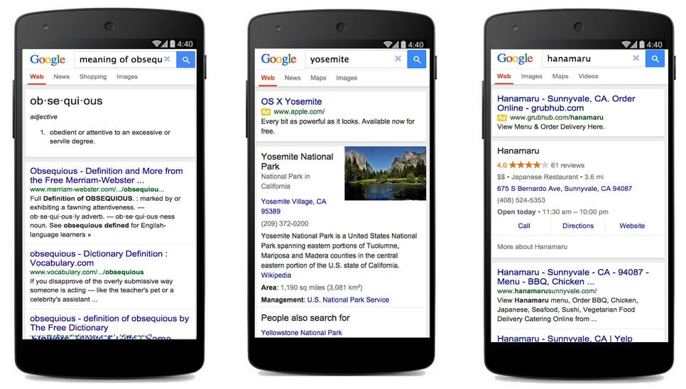 Effettuate dettagliate ricerche su Google grazie ai risultati delle ricerche correlate (foto)