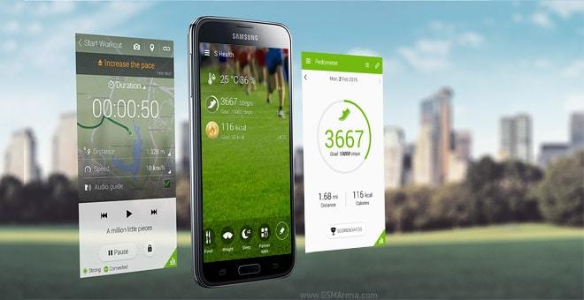 Samsung rilascia il nuovo S-Health su Galaxy Apps, ma attenti ai vostri dati (foto)
