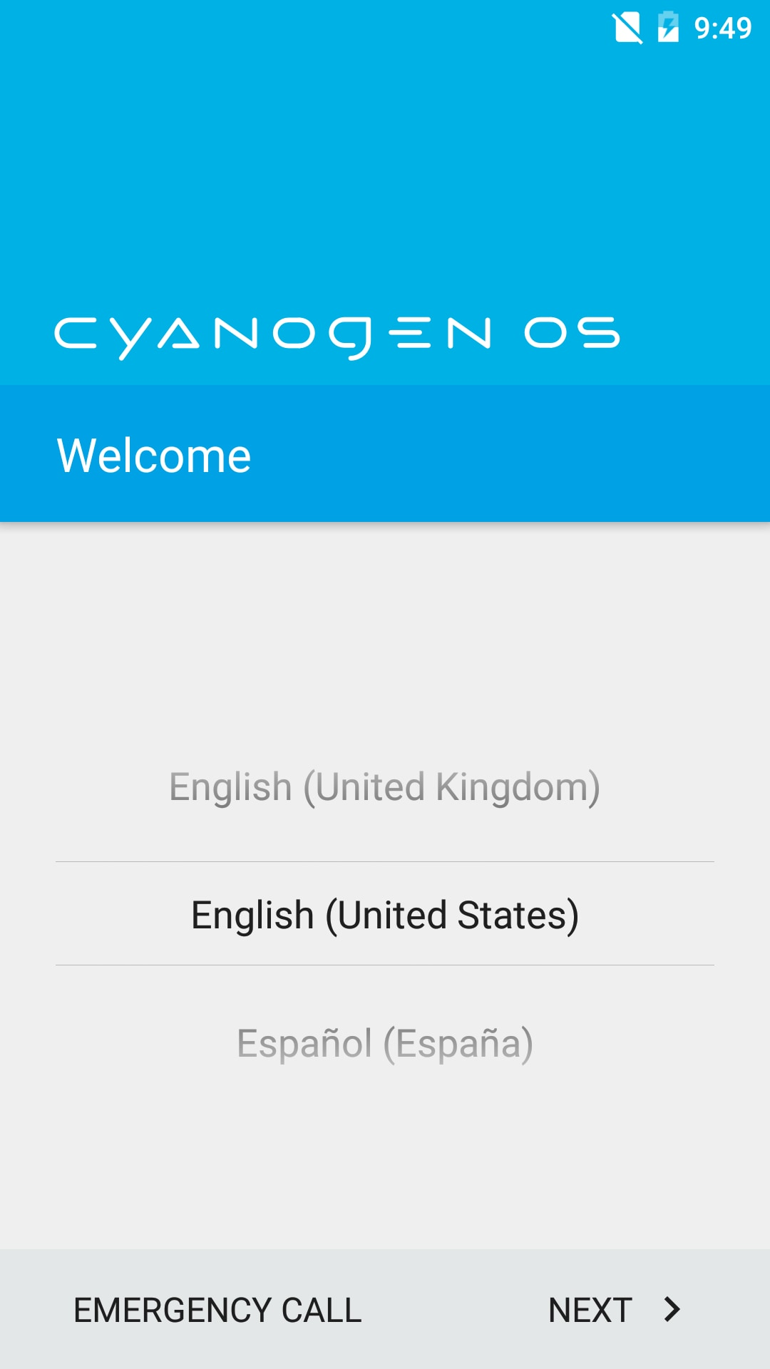 screenshot cyanogen os 12 -1