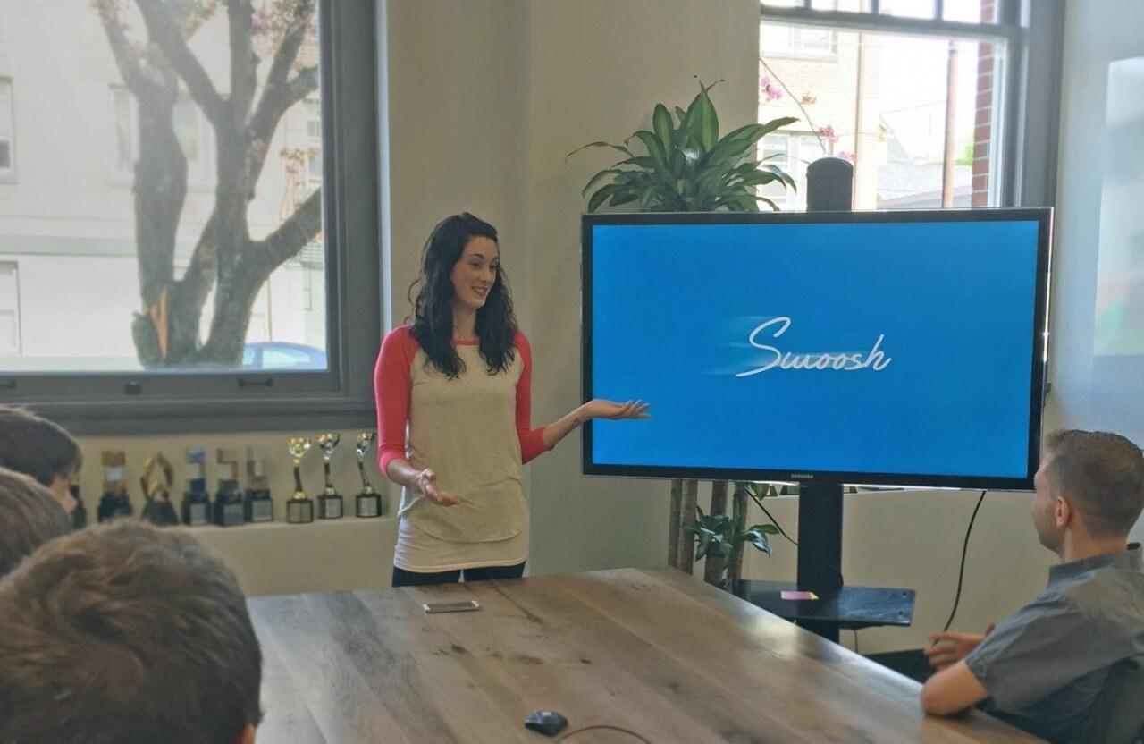 Controllare le proprie presentazioni come un mago: Swoosh (foto)