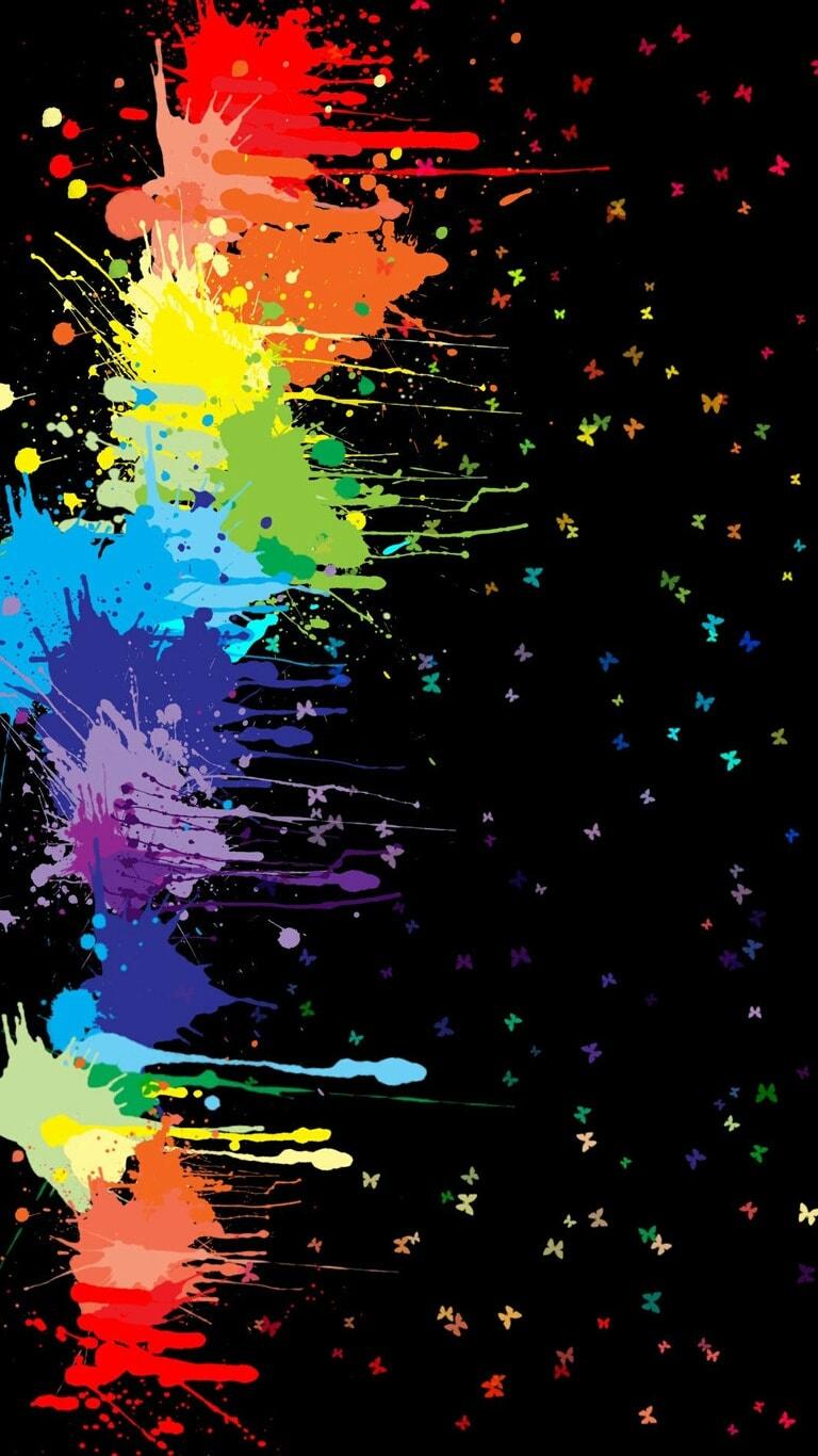 65 Sfondi Colorati Gratis Per Smartphone E Tablet Androidworld