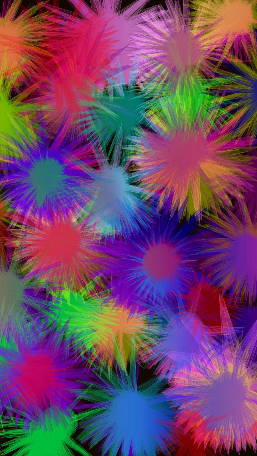 Lukisan abstrak related keywords lukisan abstrak long for Sfondi per desktop colorati