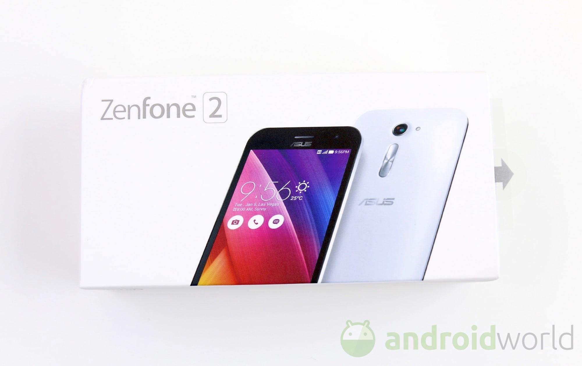 ASUS Zenfone 2 ZE500CL  – 1