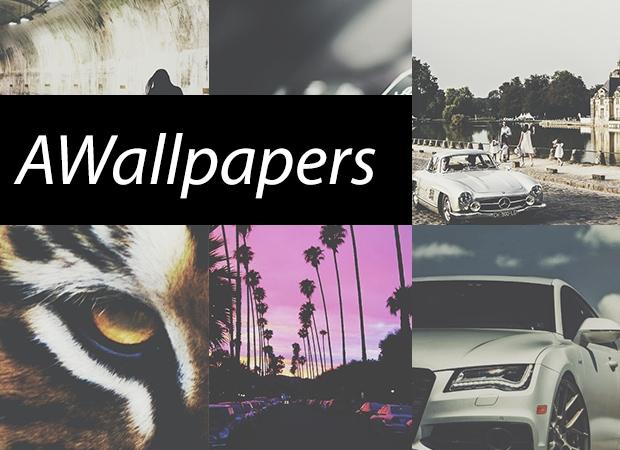 AWallpapers: 87 sfondi con filtri applicati