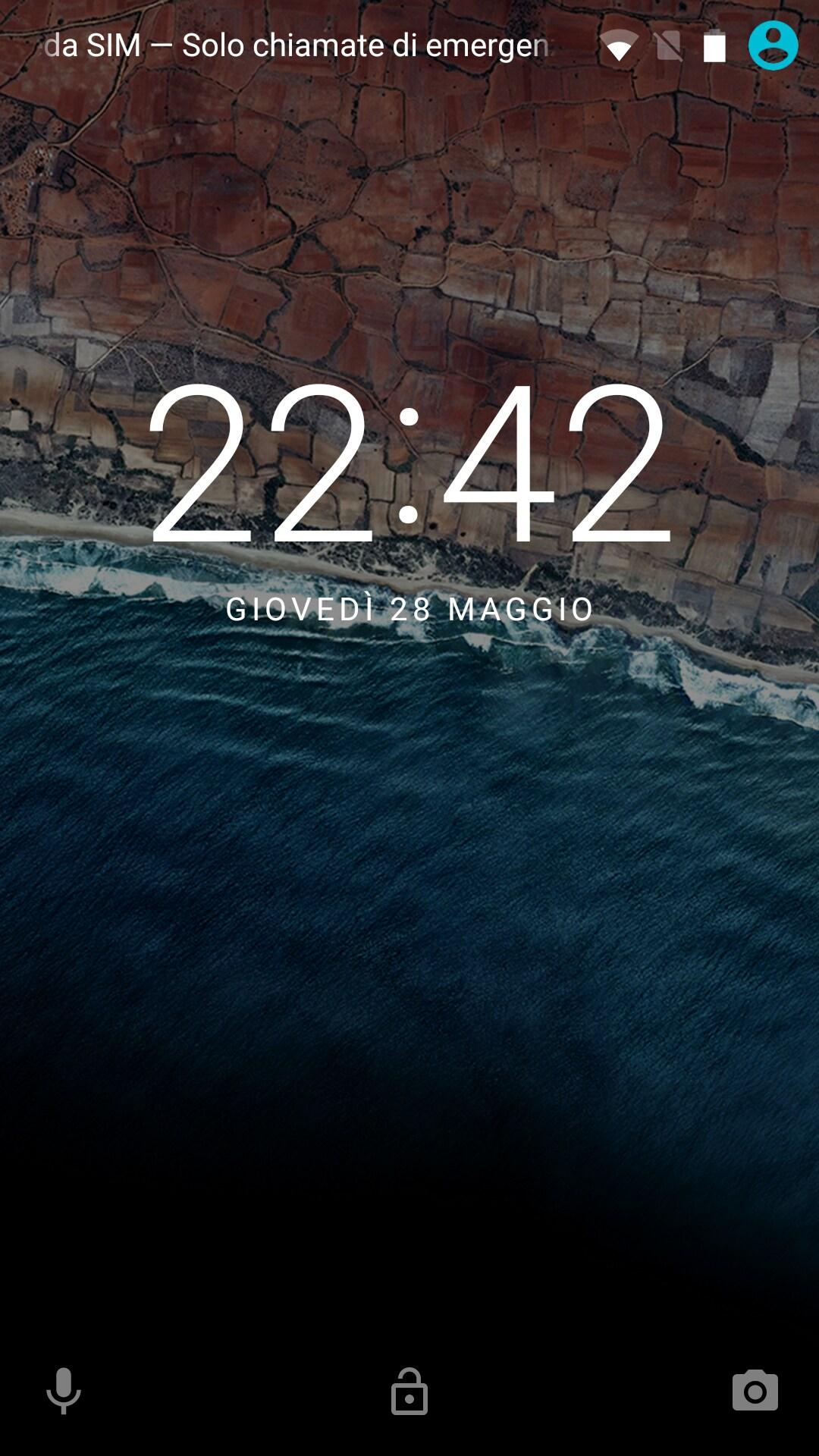 Android M Screenshot – 1
