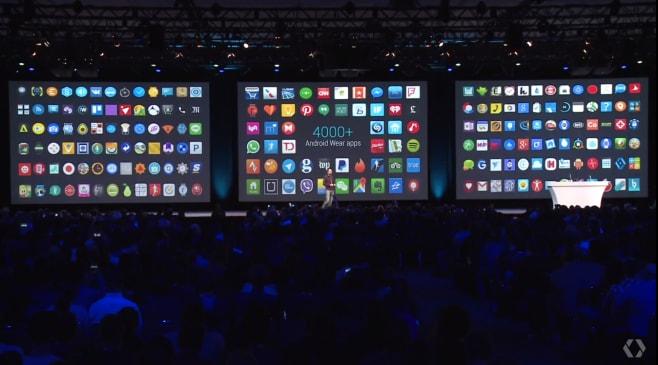 Android Wear e Android Auto: ecco tutti i numeri dal Google I/O