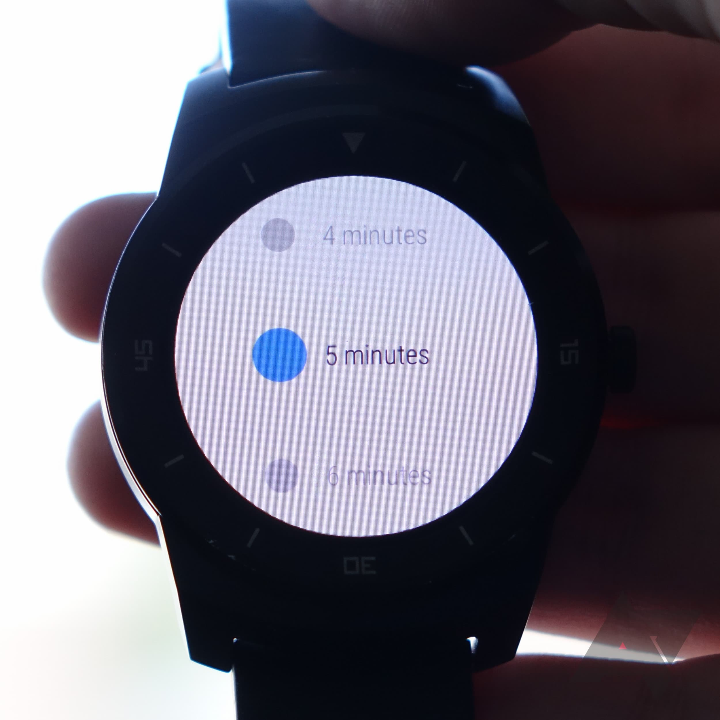 Android Wear 5.1.1 orologio – 5