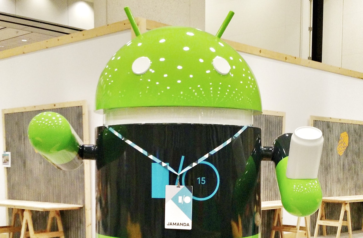 Android google io final