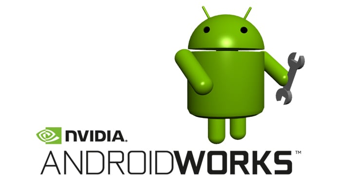AndroidWorks logo