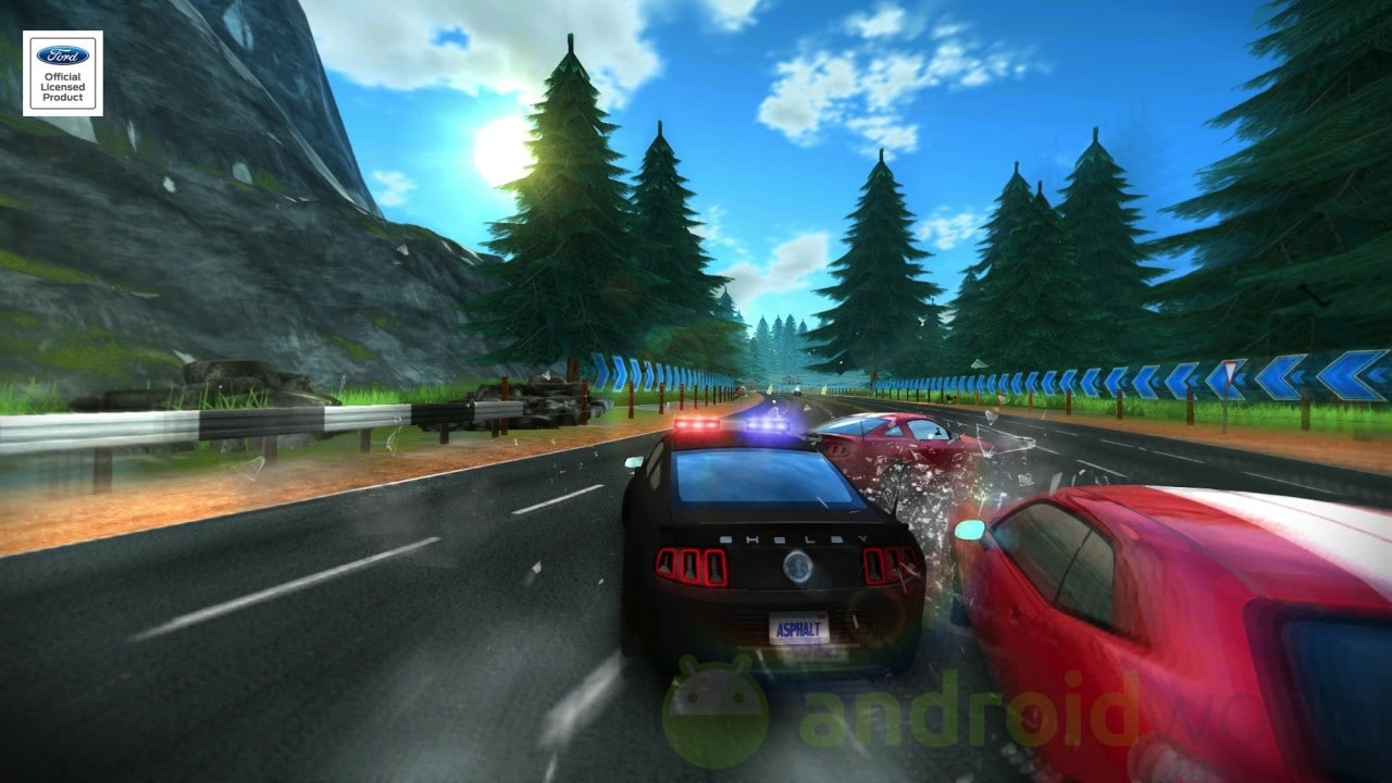 Asphalt Nitro screenshot - 4