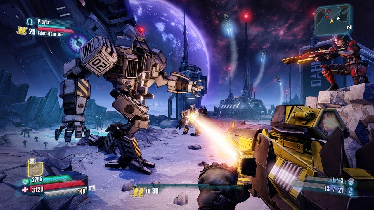 Borderlands: The Pre-Sequel e Doom 3 su Android in esclusiva per NVIDIA Shield Android TV