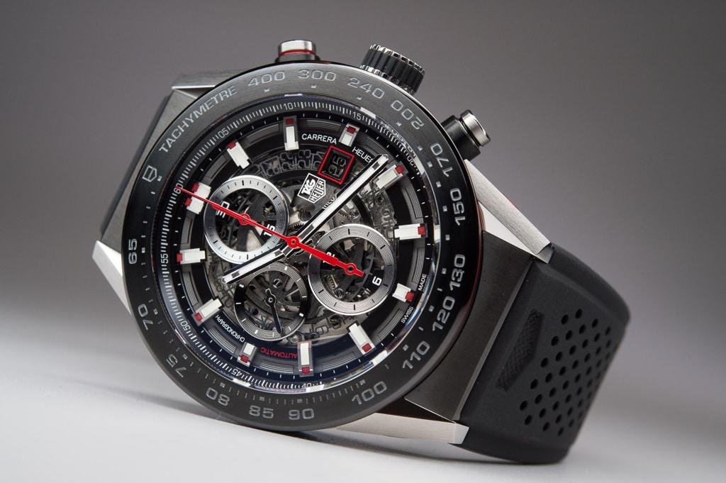Carrera Wearable 01: ecco il nome dello smartwatch Android Wear di TAG Heuer