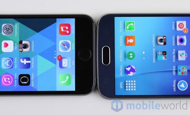 Confronto-iPhone-6-Galaxy-S6-6