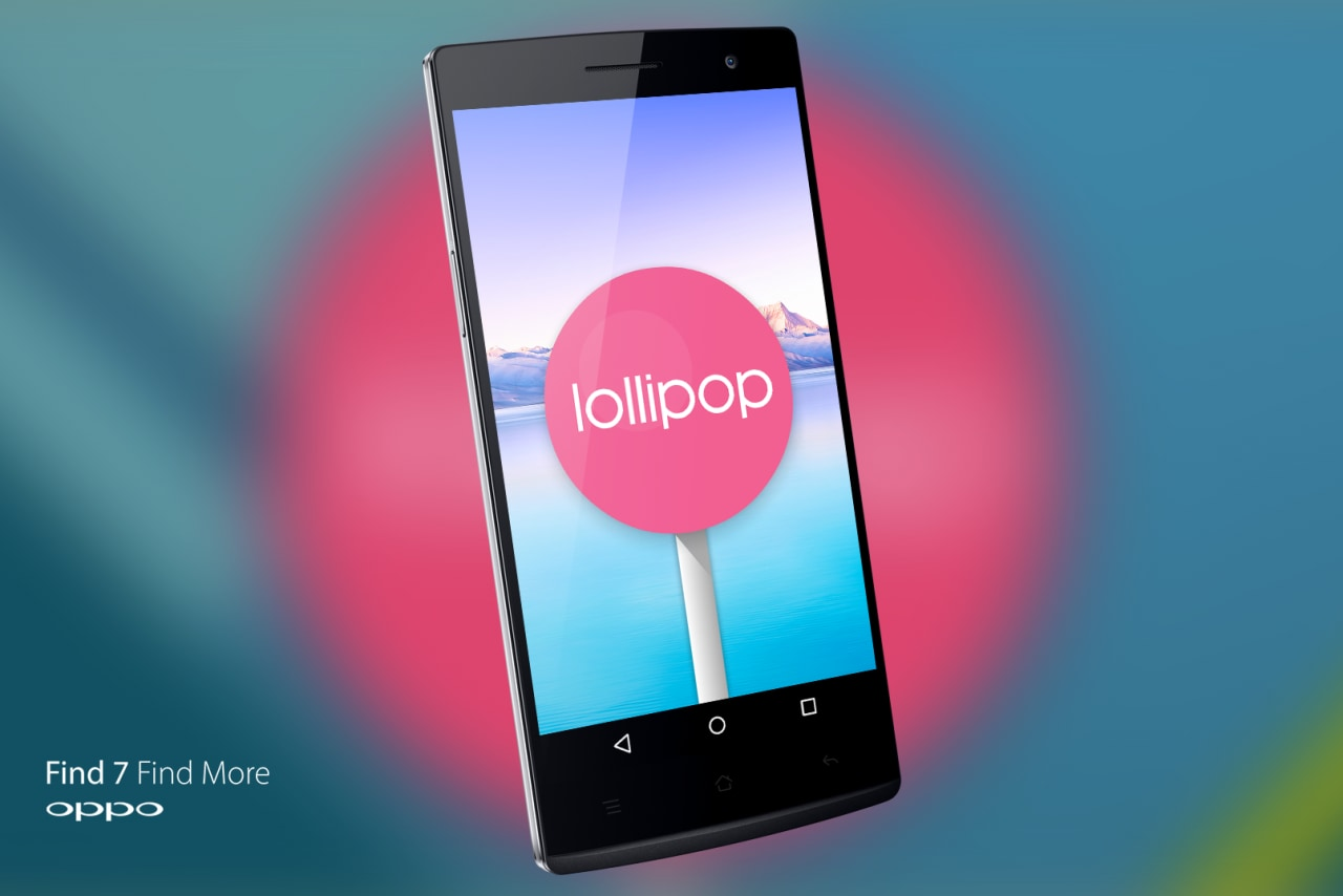 Oppo rilascia una ROM Lollipop AOSP per Find 7 / 7a